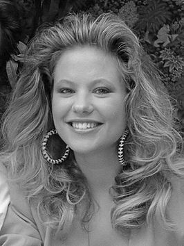 Angela Visser in 1989