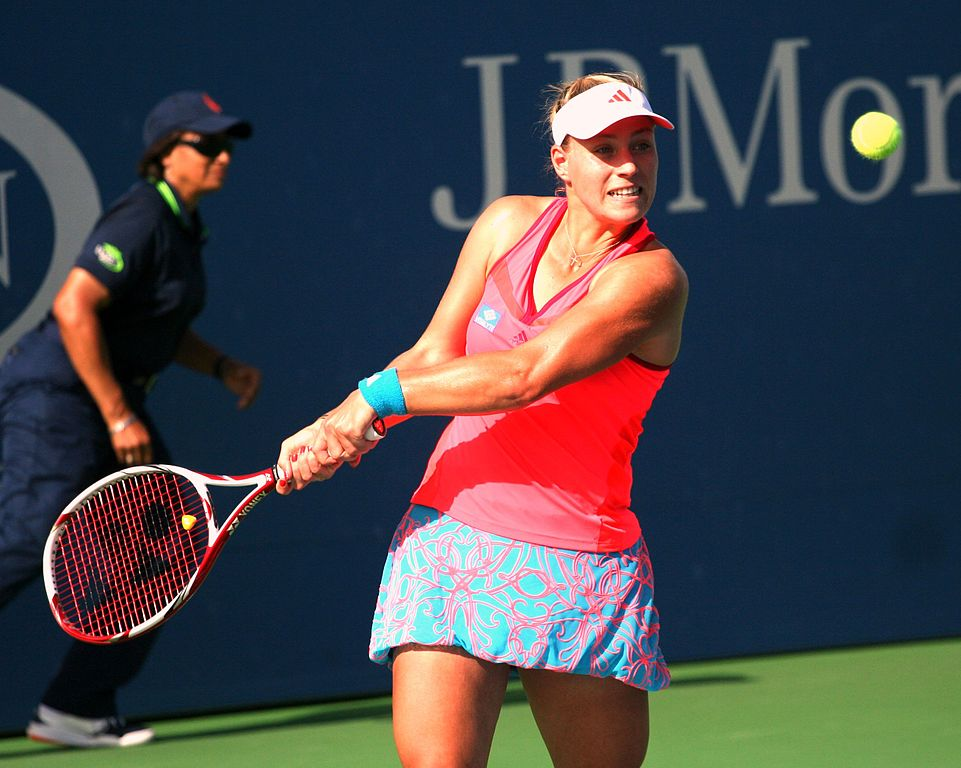 Angelique Kerber (Wikimedia Commons).