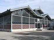 Angoulême - Halles