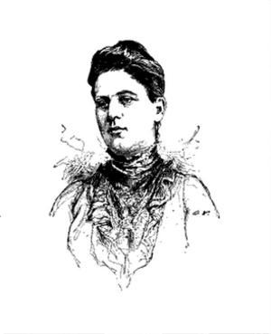 Anna Bowman Dodd - Image: Anna Bowman Dodd