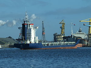 Anne, IMO 9118006 at Port of Amsterdam, photo-2.JPG