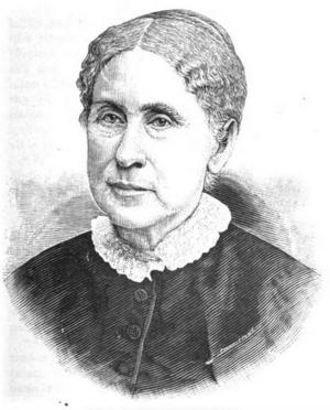 Annie Turner Wittenmyer - Annie Wittenmyer