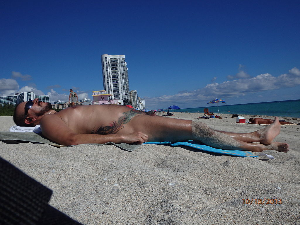 from Julius gay haulover beach pics