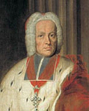 Anselm Franz von Ingelheim (Bishop of Würzburg) - Anselm Franz von Ingelheim