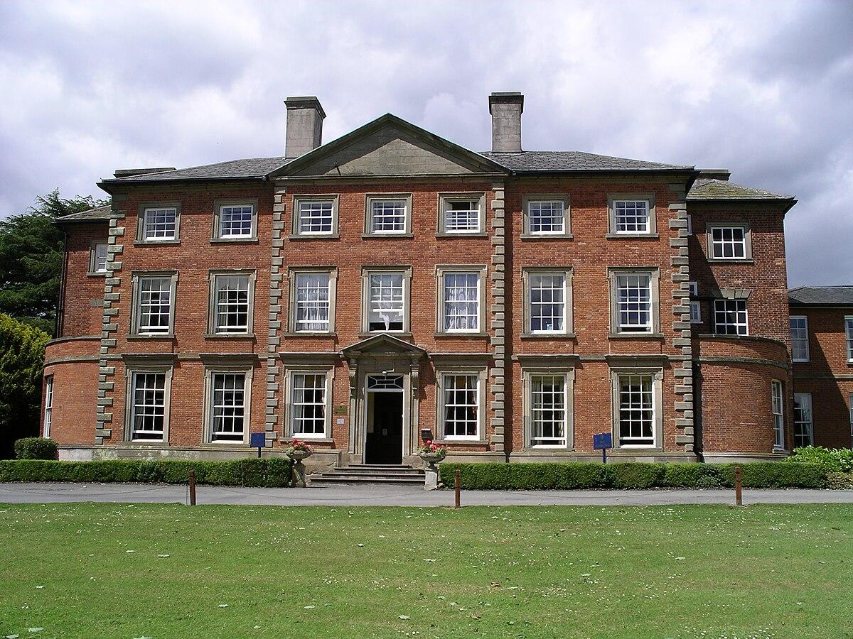 Shrewsbury Hotel Menu