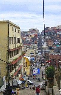 Economy of Madagascar Economy of the country