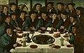 Anthonisz, Cornelis - Banquet of Members of Amsterdam's Crossbow Civic Guard - 1533.jpg