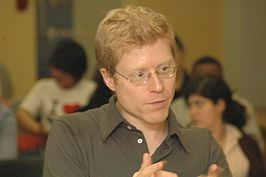 Anthony Rapp in 2005.