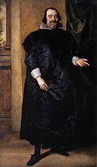 Portrait of Joost de Hertoghe
