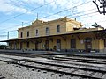 Antiga Estació de tren de Roda de Berà.JPG