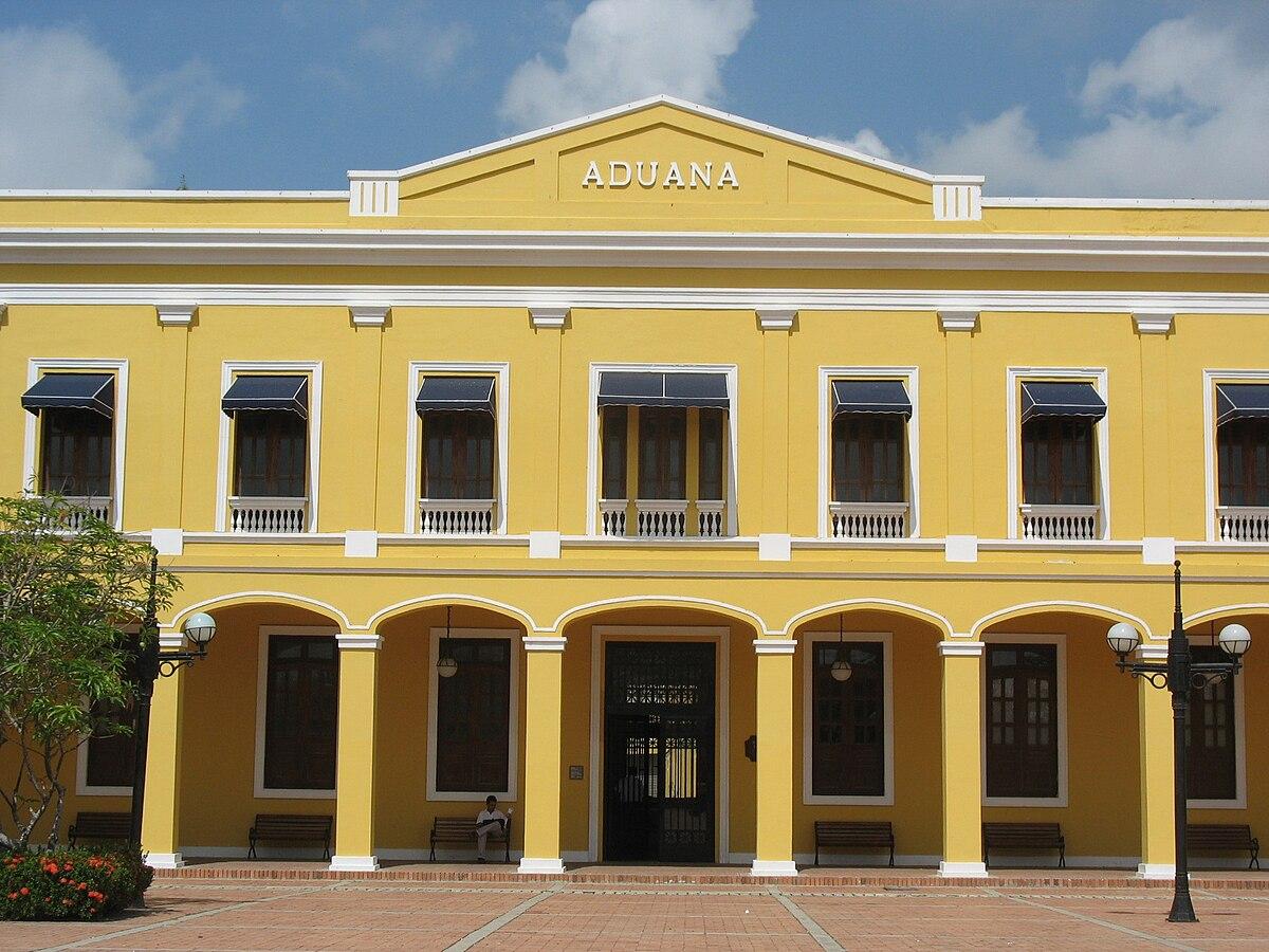 Complejo Cultural de la Antigua Aduana - Wikipedia, la enciclopedia ...