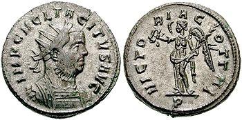 Antoninian of Tacitus