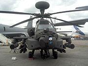 AH 64 D Apache