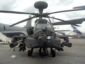 攻撃ヘリコプター's relation image