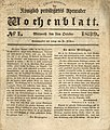 Apenrader Wochenblatt - 1839 - Royal Danish Library.jpg