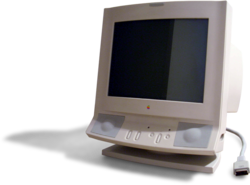 A Apple AudioVision 14 Display