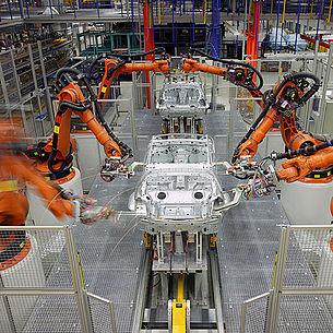 На конвейере 10 роботов каждая операция саранский элеватор официальный
