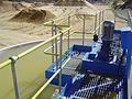 Aquacycle thickener bridge (5591191119).jpg