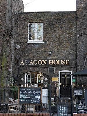 Aragon House - Aragon House, 2016