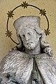 Aranyosapáti, Nepomuki Szent János-szobor 2021 13.jpg