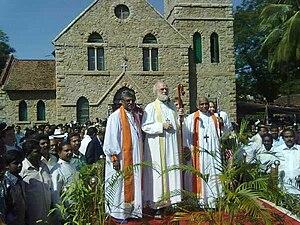 Mateer Memorial Church - A photo of the visit