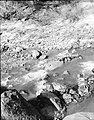 Area of proposed diversion dam on the east side, Virgin River. ; ZION Museum and Archives Image ZION 8004 ; ZION 8004 (9d0c41cda2f84d04884523309b0855a0).jpg