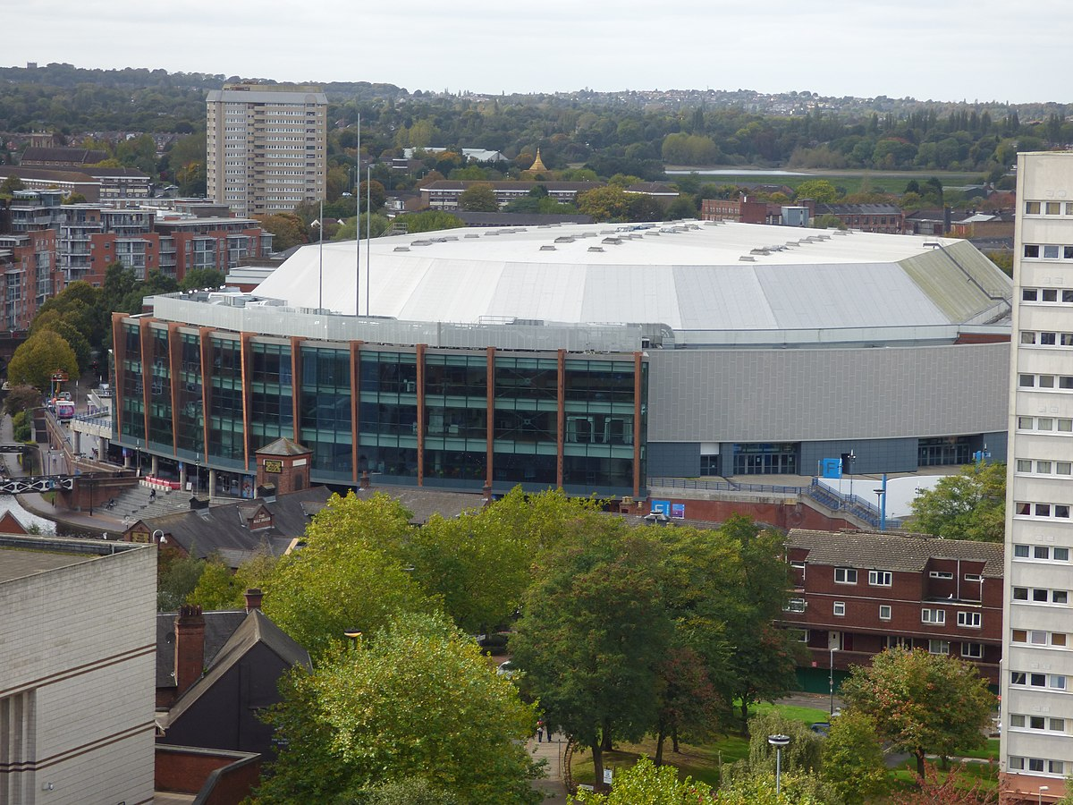 Arena Birmingham Wikipedia