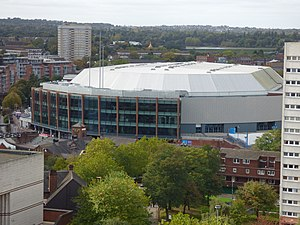 Arena Birmingham from the Secret Garden (23626942848).jpg