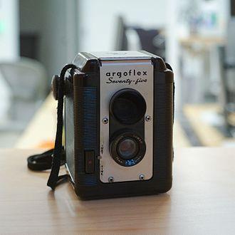 Argus (camera company) - Argoflex Seventy-Five