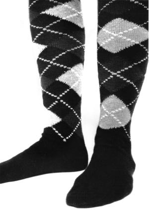 Argyle (pattern) - Image: Argyle (PSF)