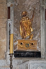 St Roch, Ex-Voto of the Plague