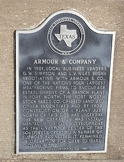 Armour and company