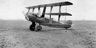 Curtiss Model L - Army Curtiss L-2
