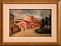 Arrigo del rigo, la casa rossa, 1927.jpg