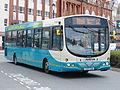 Arriva Buses Wales Cymru 2651 CX07CUA (8717833368).jpg
