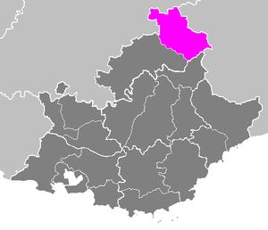 Arrondissement of Briançon - Image: Arrondissement de Briançon