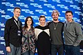 Arrow cast HVFF London 2017 01.jpg