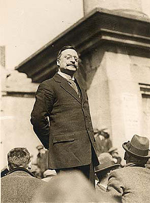 Arthur Griffith - Griffith seen in July 1922, a month before his death.