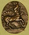 Artista fiorentino o romano, un centauro, 15mo sec, da una gemma antica.JPG