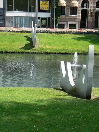 Richard Artschwager - Works by Richard Artschwager in Rotterdam