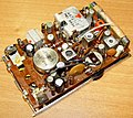 Arvin Eight Transistor 64R38 Radio circuit board.jpg