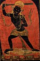 Arya Achala Tibet 12th century, Kadam Lineage Collection of Shelley & Donald Rubin (cropped).jpg