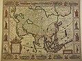 """Asiae Nova Descriptio,"""" by P. Kaerius, 1614.jpg"""