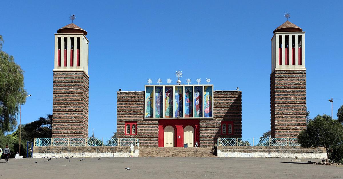 enda mariam cathedral asmara wikipedia