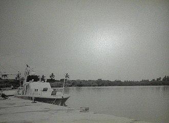 San Blas, Nayarit - A dock in San Blas