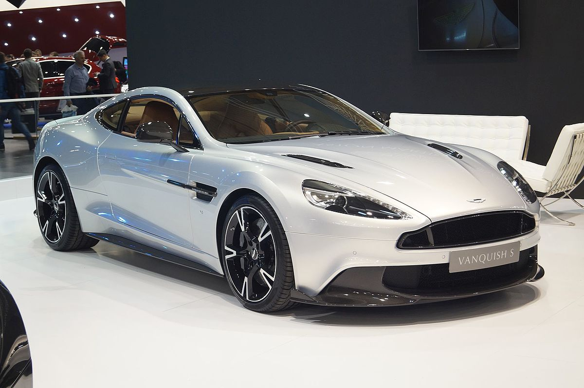 Aston Martin Vanquish Wikipedia - How much do aston martins cost