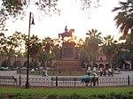 File:Atardecer en Plaza Morelos - panoramio.jpg