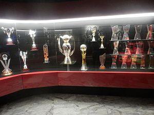 2014–15 S.L. Benfica season - Benfica's 2014–15 trophies