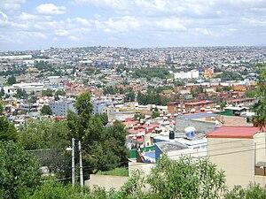 Ciudad López Mateos - Image: Atizapan ciudad