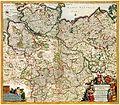 Atlas Van der Hagen-KW1049B10 063-CIRCULIS SAXIONIAE INFERIORIS in quo sunt DUCATUS HOLSATIAE, MEKLENBURG LAUWENBURGI, LUNEBURGI, BRUNSUIGI, BREMAE et FERDAE, COMITATUS DANNEBERGI ARCHIEPISCOPATUS MAEGDENBURGENSIS.jpeg